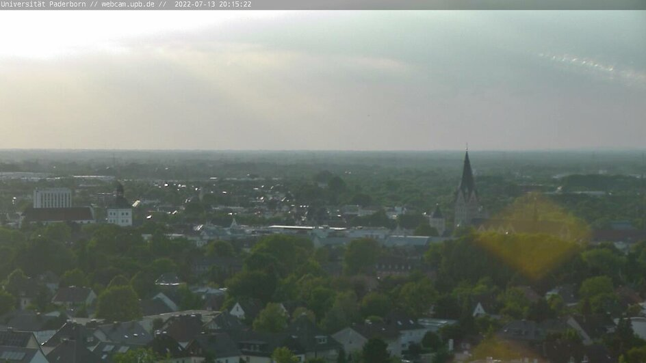 Webcam Paderborn
