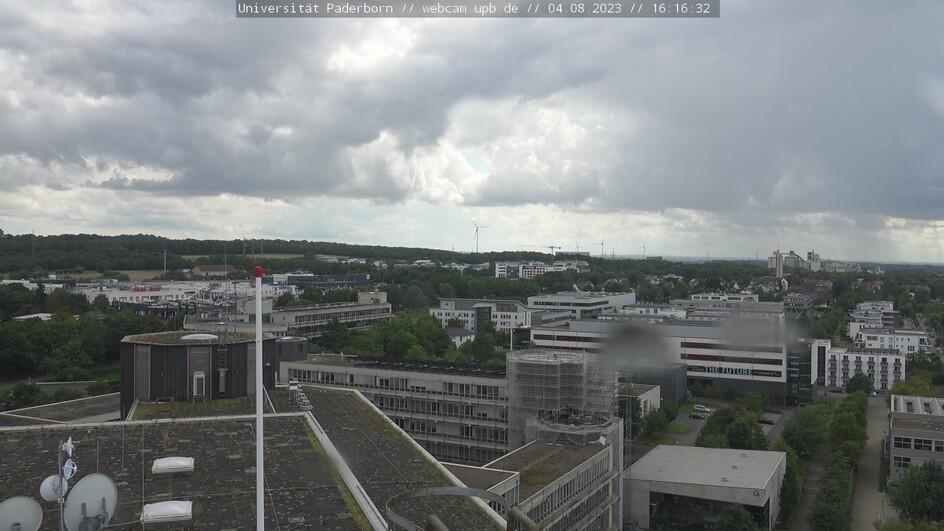 Paderborn Skyline Panorama 3/10