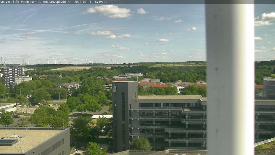 Paderborn Skyline Panorama 7/10