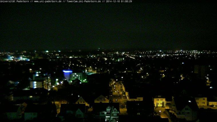 Paderborn Skyline Panorama 2/10