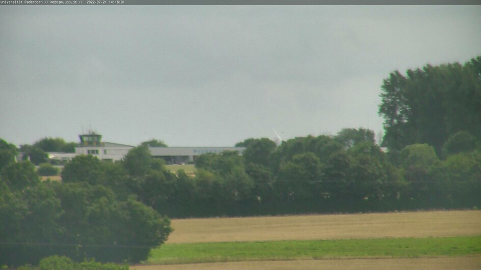 Paderborn-Haxterberg Airfield 1