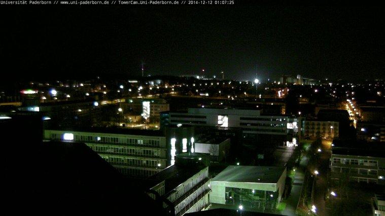 Paderborn Skyline Panorama 9/10